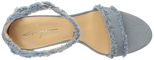 Daya By Zendaya Mujeres Shasta Dress Sandal Light Blue