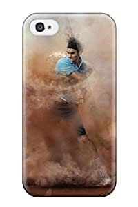 New Arrival Premium 4/4s Case Cover For Iphone (roger Federer)