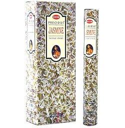1 X Hem Precious Jasmine Incense Sticks 120ct ()