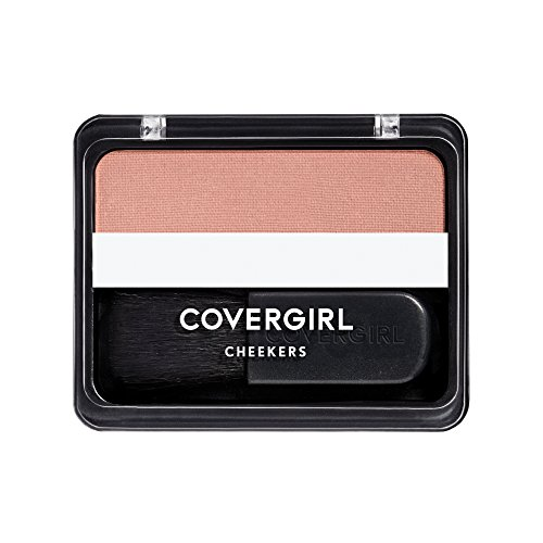 COVERGIRL Cheekers Blendable Powder Blush Soft Sable, .12 oz