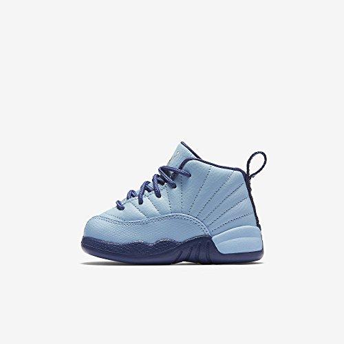 Size-4C-ToddlersInfants-Nike-Air-Jordan-Retro-12-Hornets-Fashion-Sneakers-819666-418