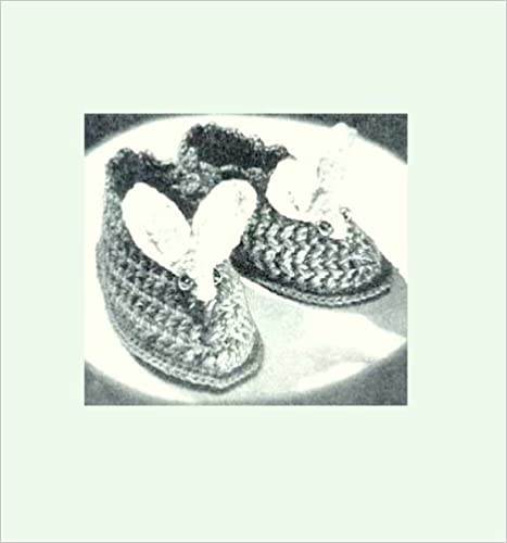 Read Child's Rabbit Slippers. Vintage Crochet Pattern [Annotated] PDF, azw (Kindle)