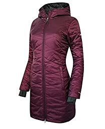 Columbia Womens Morning Light Hooded Jacket, Plus Size (1x)