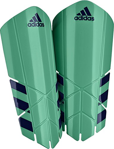 adidas Ghost Lesto Shin Guard, Light Green, Medium ()