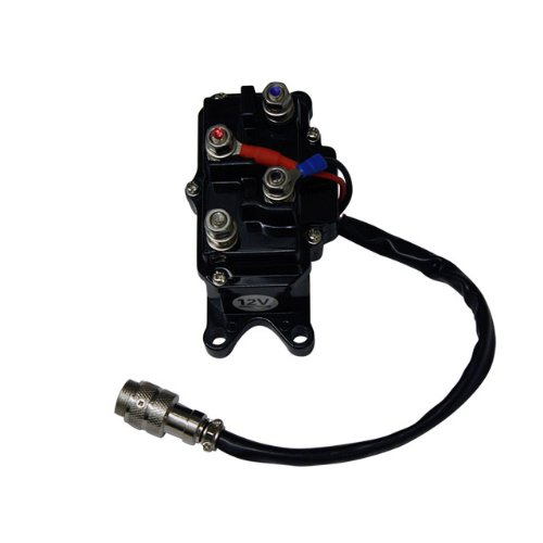 SuperATV 3500 lb. Synthetic Rope ATV Winch -With Wireless Remote by Super ATV (Image #4)