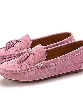 ZQ gyht Zapatos de mujer-Tacón Plano-Comfort-Mocasines-Oficina y Trabajo