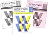 img - for Wordly Wise 3000 Grade 3 SET -- Student, Answer Key and Tests (Systematic Academic Vocabulary Development) book / textbook / text book