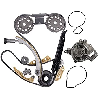 amazon com  scitoo tk10422 timing chain kit tensioner