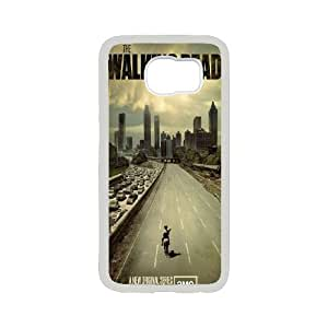 Popular TV Show The Walking Dead Productive Back Phone Case For Samsung Galaxy S6 -Style-13