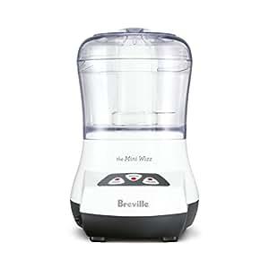 Breville BFP100WHT Mini Wizz Food Processor, White
