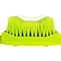 Foot Scrubber, Foot Brush Bristles Deep Clean, Hard Dead Rough Dry Skin Callus Exfoliate Stimulate Feet Cleaner Scrub Massager Spa for Shower Floor