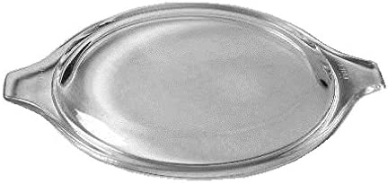 Corning Ware Pyrex Clear Round Glass Lid 5 7 8 Dia 470-C