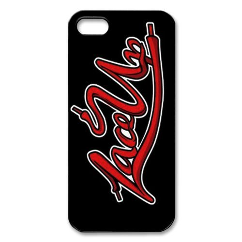 Fayruz- Machine Gun Kelly Protective Hard TPU Rubber Cover Case for iPhone 4 / 4S Phone Cases A-i4K432