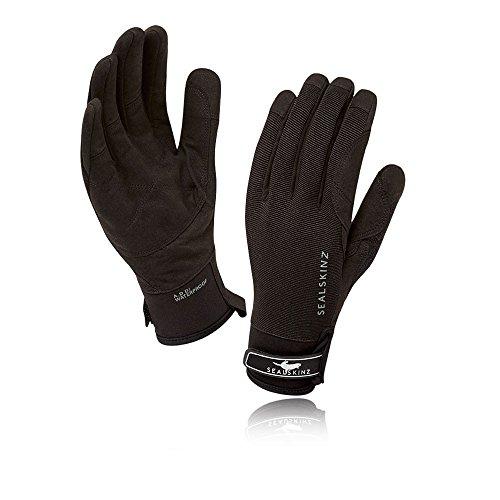 agon Eye Gloves, Medium, Black ()