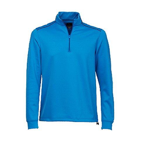 1/4 Zip Microfiber Pullover - 5