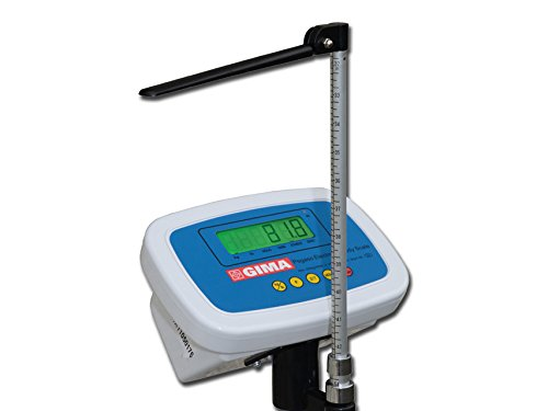 Gima 27288 - Báscula digital Pegaso con altímetro: Amazon.es: Industria, empresas y ciencia
