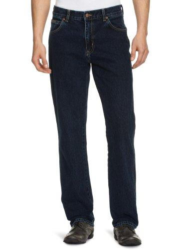Black Blu Uomo Wrangler Texas Blue blue Jeans vPP6Ec