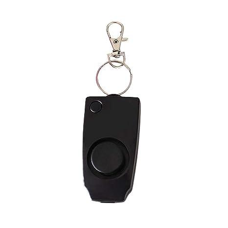 OWSOO Alarma Personal 110dB Alarma de Emergencia Llavero de ...