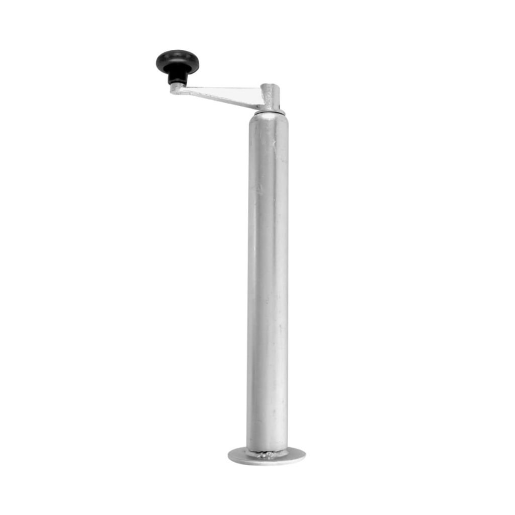 ProPlus Pie de apoyo regulable para remolque 341517 D48 mm 40-65 cm