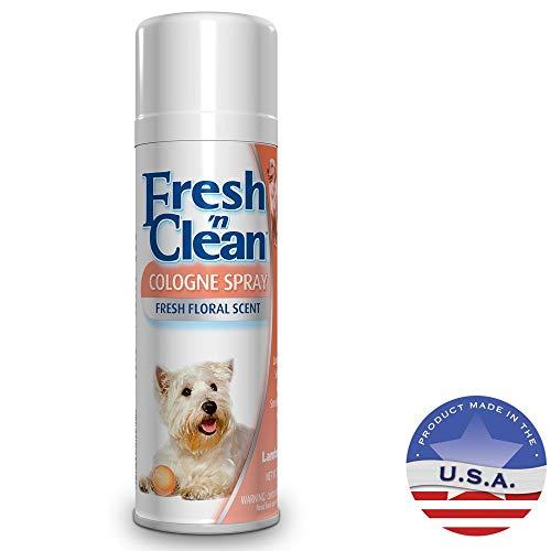 Fresh N Clean 21573 Cologne Spray, Fresh Floral, 6 ()