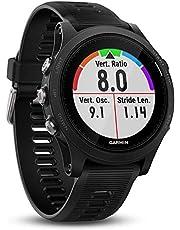 Garmin Forerunner 935 Sleek Sport - Reloj deportivo con unidad GPS, color negro (Renewed)