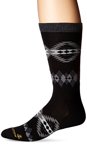 Pendleton Men's Merino Wool Crew Socks, Large(9-12), Papago - Mens Parka Wool