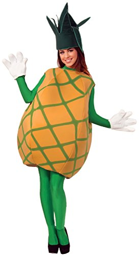 Forum Novelties Pineapple Costume, Yellow, Standard
