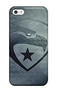 Premium Logo Back Cover Snap On Case For Iphone 5/5s