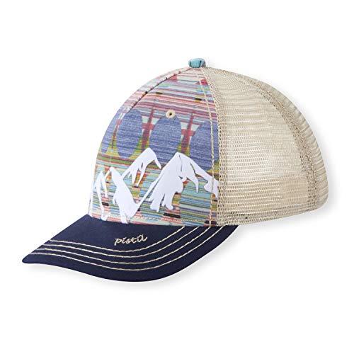 Pistil Women's McKinley Trucker Hat, Aqua -
