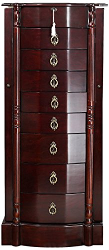 Hives and Honey 9006-172 Robyn Jewelry Armoire, 41