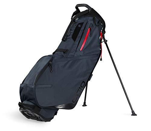 Shadows Stand - OGIO SHADOW Fuse 304 Golf Stand Bag, Navy/Navy