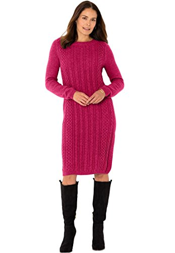 2x sweater dress - 1
