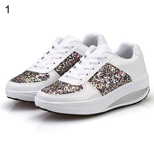 Sneaker Bianco Finger Donna Sneaker Finger Donna Little Little Little Bianco wOqzBf0