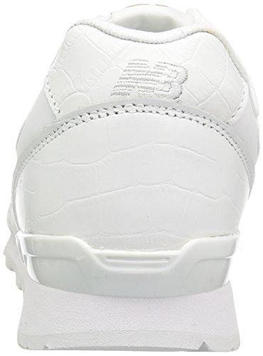Women's New White Sneaker Balance White Classic 696v1 AA4q05w