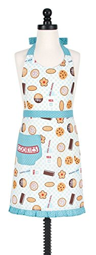 Accessories by HSK Child's 'Milk and Cookies' Apron