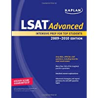 Kaplan LSAT 2009 Comprehensive Program
