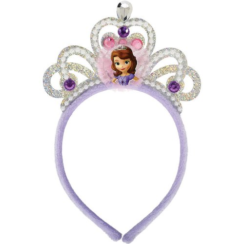 Disney Sofia Deluxe Tiara (Deluxe Sofia Princess Costumes)