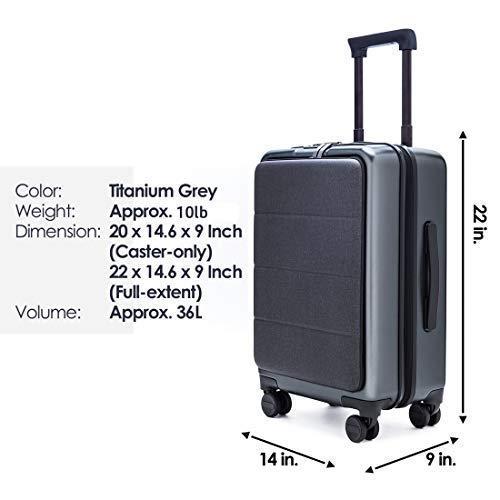 Amazon.com   Xiaomi Carry On Luggage 20