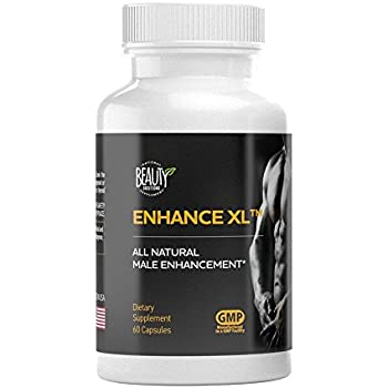 Enhance XL | Potent Powerful Male Pills | Improved Sex Life | Increased Energy | Horny Goat Weed | Longer Harder Erection| Growth Enhancer | Penis ...