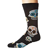 Socksmith Mens Big Muertos Skull
