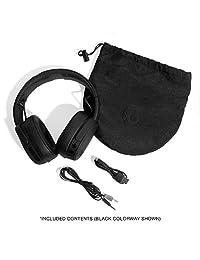 Audífonos de diadema inalámbricos con micrófono y Bluetooth Skullcandy Crusher talla única Negro
