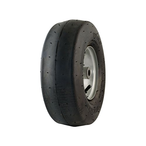 MARASTAR 20302 Universal Fit 13x5.00-6 Lawnmower Tire/Wheel Assembly ()