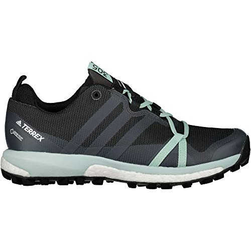 Femme Adidas Cblack Terrex Chaussures De carbon cblack Gtx Agravic W Randonne Basses r8zSqr4a