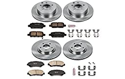 Autospecialty KOE5818 1-Click OE Replacement Brake Kit