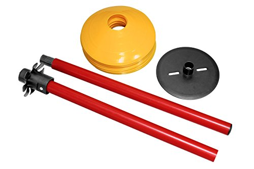 Kwik Goal Small Disc Cone Retriever