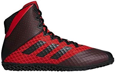 Adidas Men's Mat Wizard 4 Wrestling Shoes Red