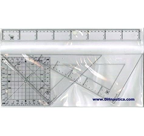 Blundell Harling Portland Protractor 130mm/5 by BH: Amazon.es: Deportes y aire libre