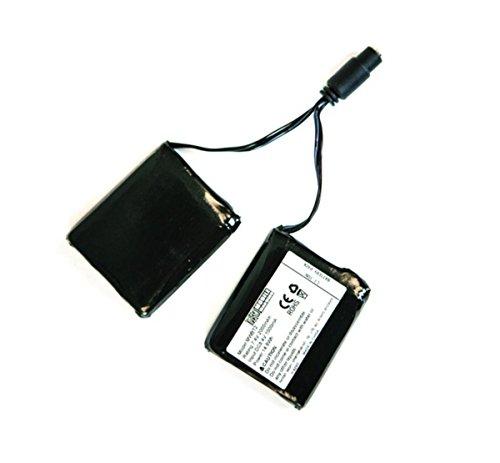 TECH GEAR 5.7 MWBT2 Battery Replacement Glove 7.4V by TECH GEAR 5.7
