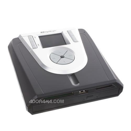 EZDigiMagic DM220PLUS Portable Digital Photo & Video Backup DVD Burner & Viewer by EZDigiMagic (Image #2)