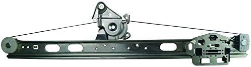 Premier Gear PG-749-002 Window Regulator fits Mercedes Driver Side Rear without Power Window Motor